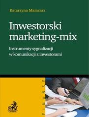 Inwestorski marketing - mix