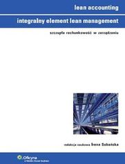 Lean accounting. integralny element lean management